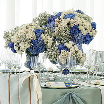 Bodas en noviembre foro organizar una boda - Decoracion con hortensias ...